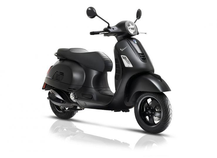GTS 125 Notte ABS